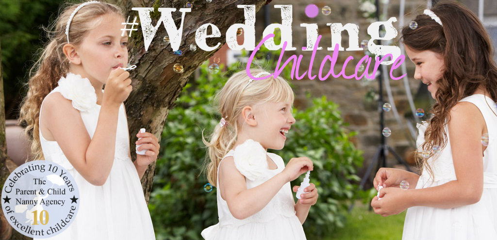 wedding childcare