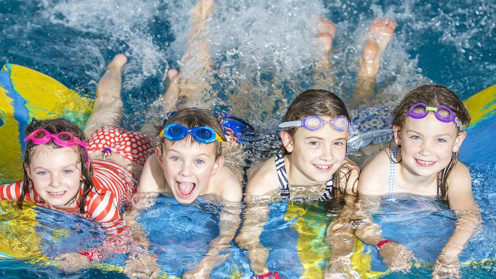 kids swimblog
