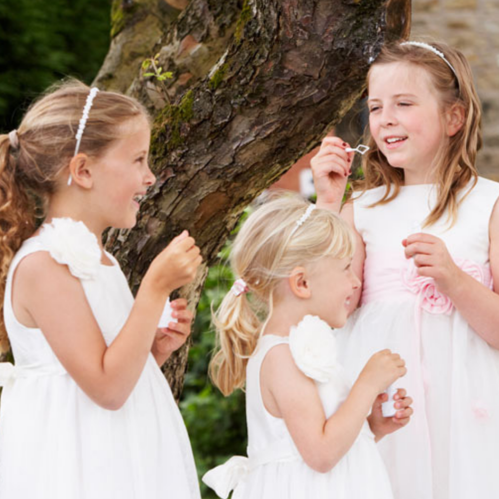 Wedding and event nannies provided in devon, Crnwall and Somerset by The Parent & Child Nanny Agency