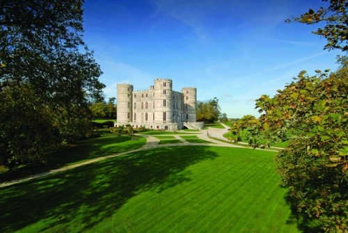 Wedding and event childcare, nannies and babysitters at Lulworth castle