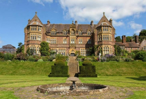 The Parent & Child Nanny Agency provides wedding and event childcare at Knightshayes Court