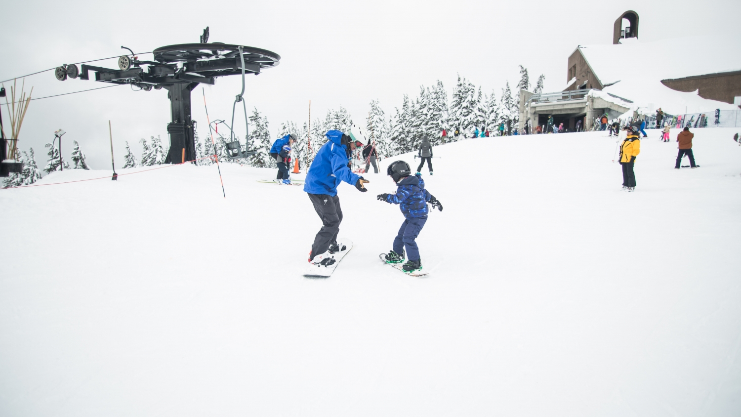 TAKE A SKI NANNY WITH YOU PROVIDED BY THE PARENT & CHILD NANNY AGENCY
