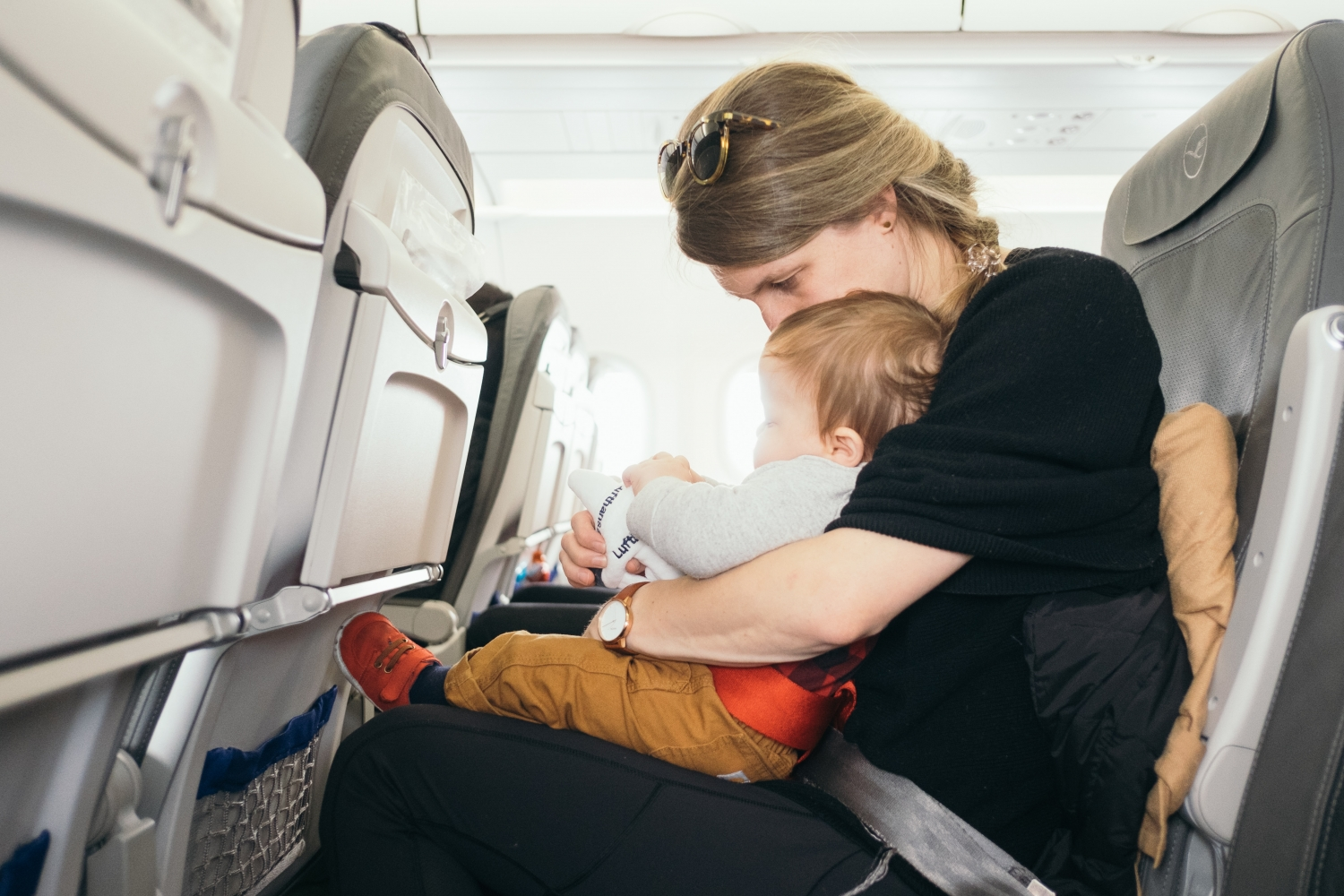 Let The Parent & Child Nanny Agency help to find you an air nanny to travel overseas with your children