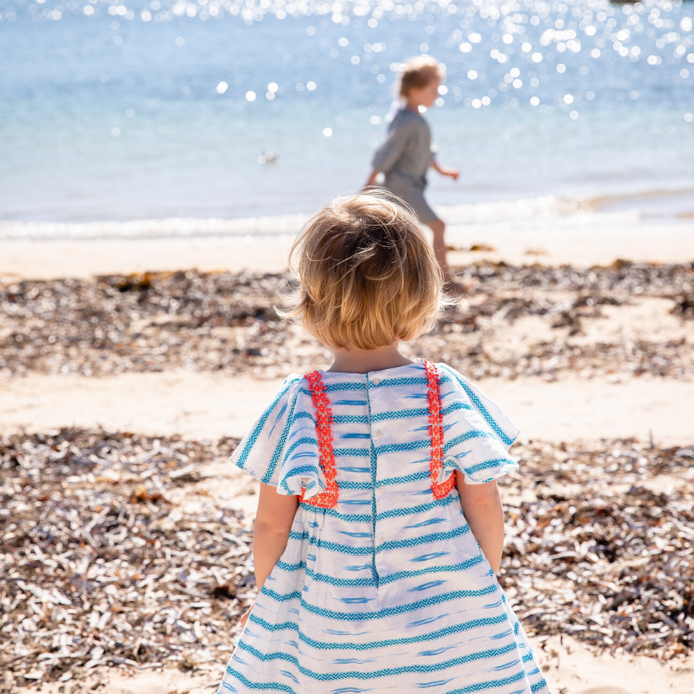 Holiday nannies provided by The Parent & Child Nanny Agency in Devon, Cornwall and Somerset